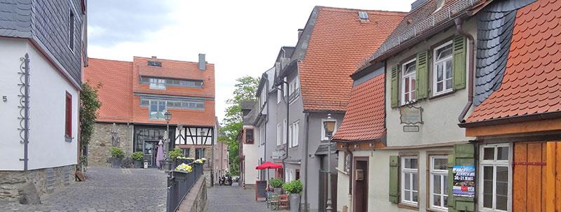 Imobilien in Kronberg verkaufen · Kronberger Altstadt