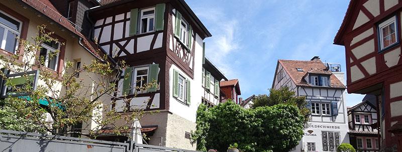 Immobilien in Kronberg vermieten · Altstadt in Kronberg im Taunus